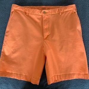 """Izod 9.5"""" Saltwater Chino Shorts"""